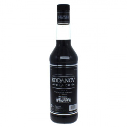 Vodka Rodanov Black