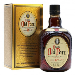 Whisky Old Parr 12 Anos (1lt)
