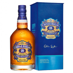 Whisky Chivas Regal 18 Anos